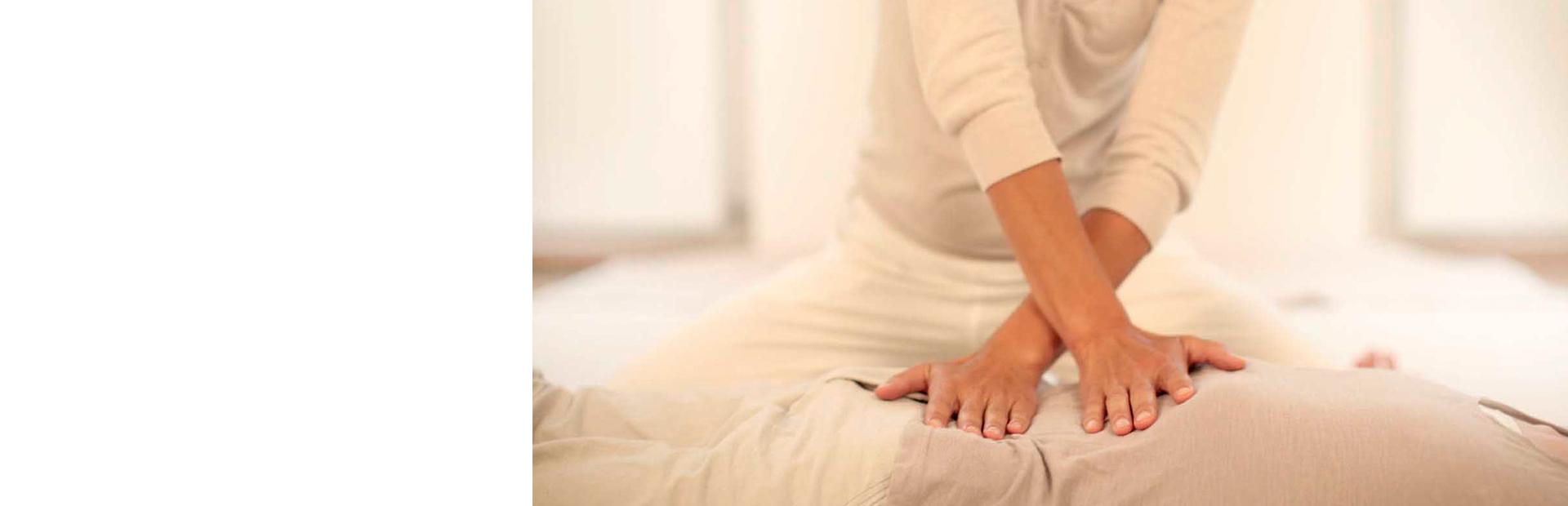 Холистический пульсационный массаж