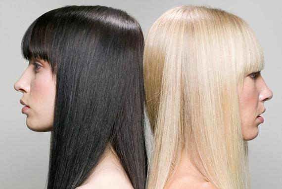 Декапирование (смывка) волос