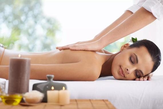 Нейроседативный массаж тела