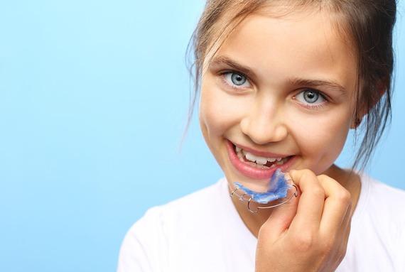 Ортодонтия детская