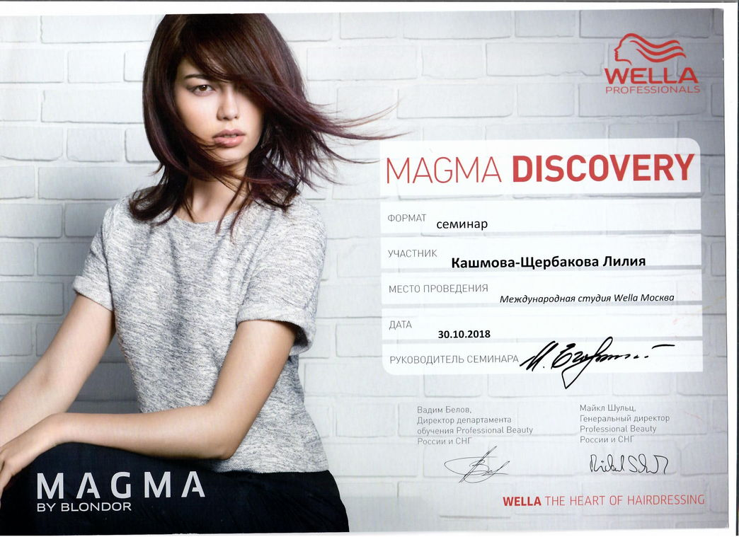 2018 magma discovery