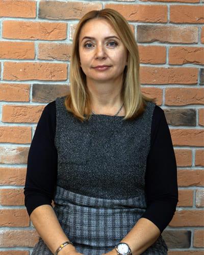 Сыпкова Алла Валентиновна