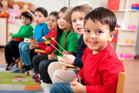 Мини-сад (группа для детей 4-6 лет)
