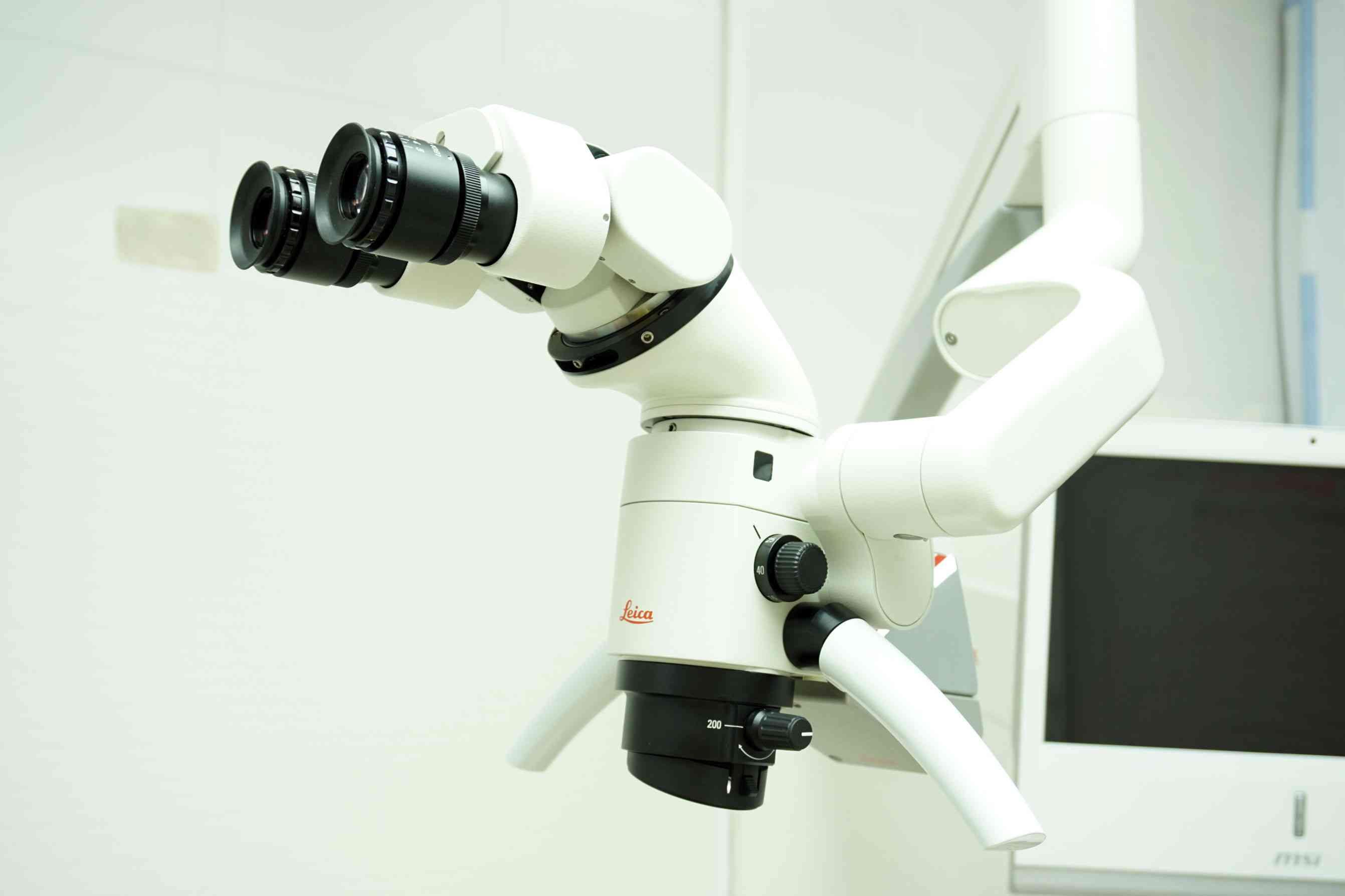 Микроскоп для лечения зубов