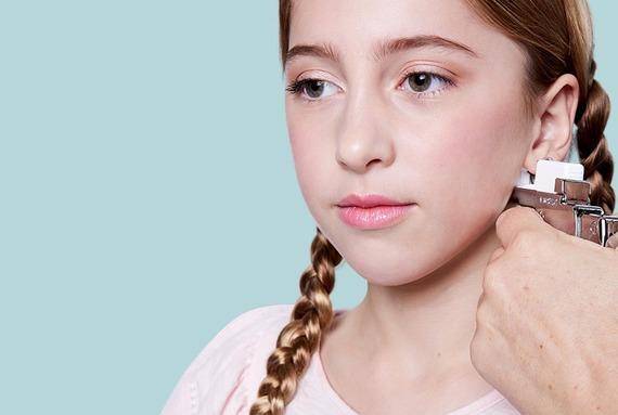Прокалывание ушей System-75