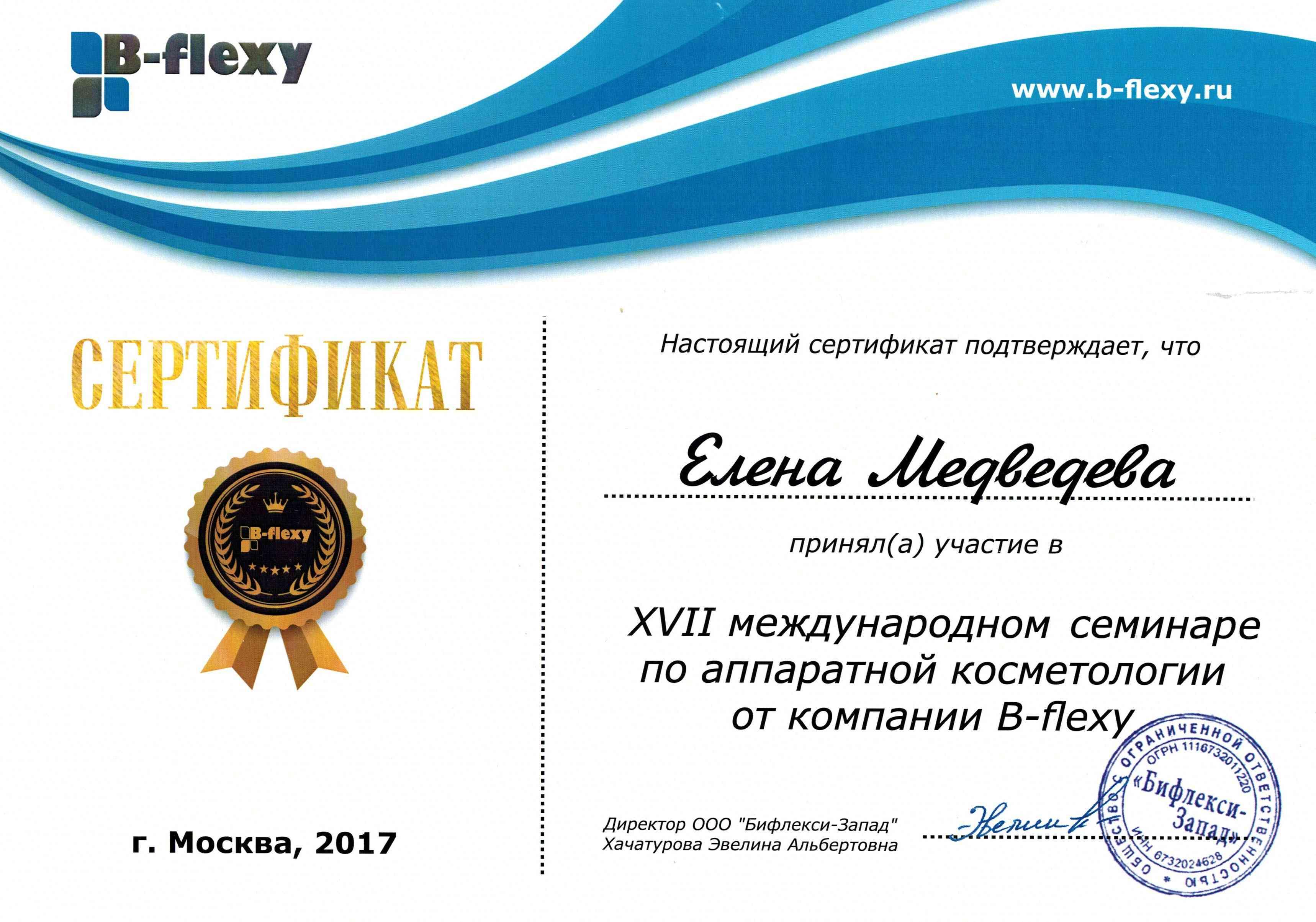 2017 участие в 17 международном фестивале по аппаратной от компании B-flexy