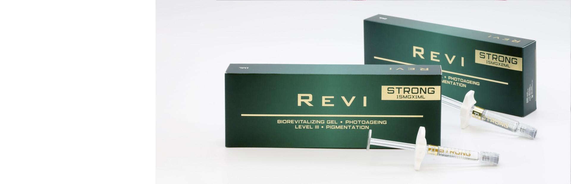 Гиалуроновый гель РЕВИ Стронг (Revi Strong) 1.5%
