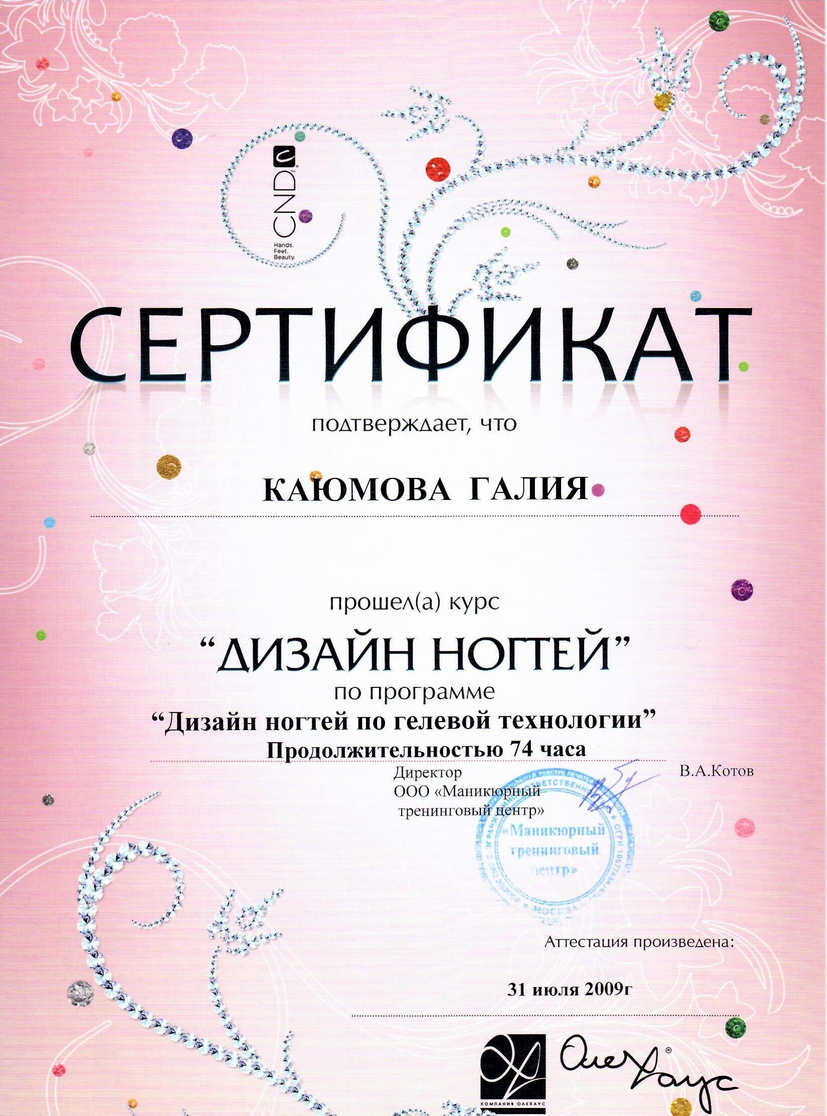 2009 дизайн ногтей по гелевой технологии