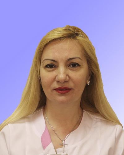 Стафилова Энона Юрьевна