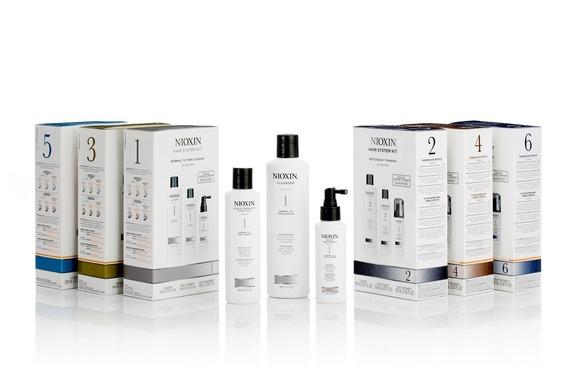 SPA-уход от Nioxin