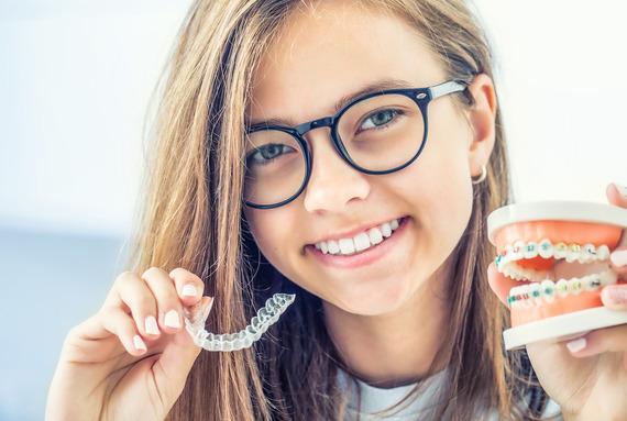 Ортодонтия для подростков