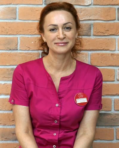 Севостьянова Елена Валерьевна